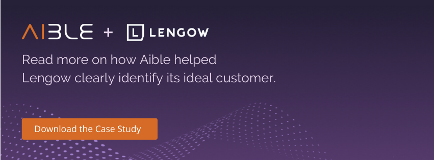 Lengow and Aible Download Case Study